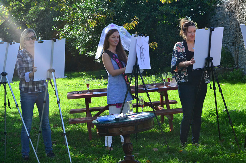 Life Drawing Class   Hens Party Ideas Adelaide